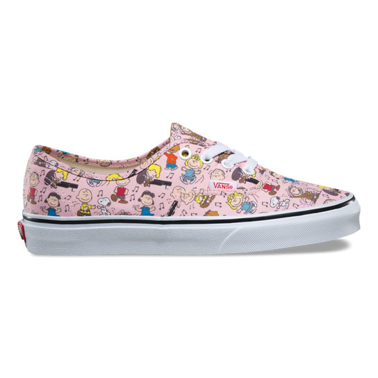Vans X Peanuts Authentic Schoenen | Vans