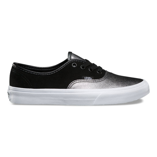 2-Tone Metallic Authentic Shoes | Vans