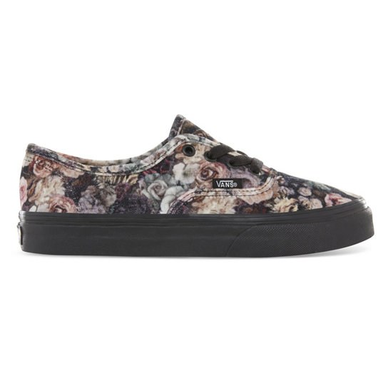 Authentic Samt-Schuhe | Vans