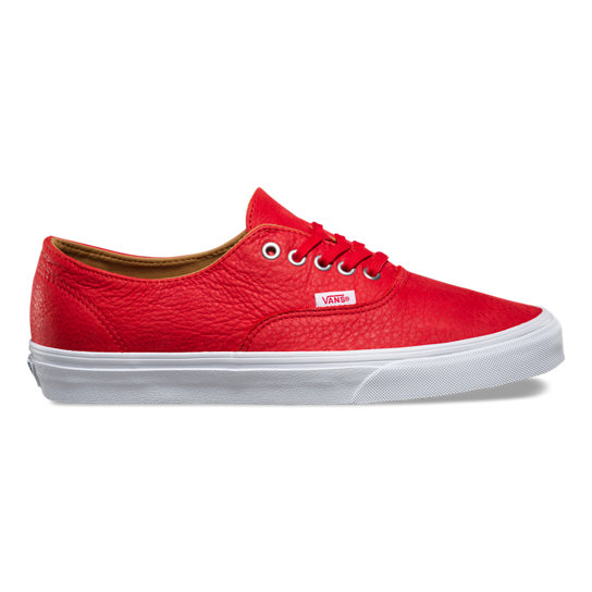 Premium Leather Authentic Decon Shoes | Vans