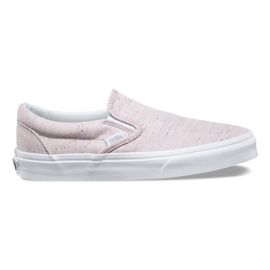 Scarpe Speckle Classic Slip-On in jersey | Vans