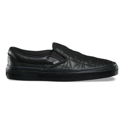 Vans Classic Slip On Karl Lagerfeld Black White