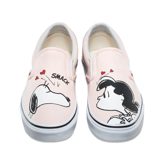 zapatillas vans snoopy mujer