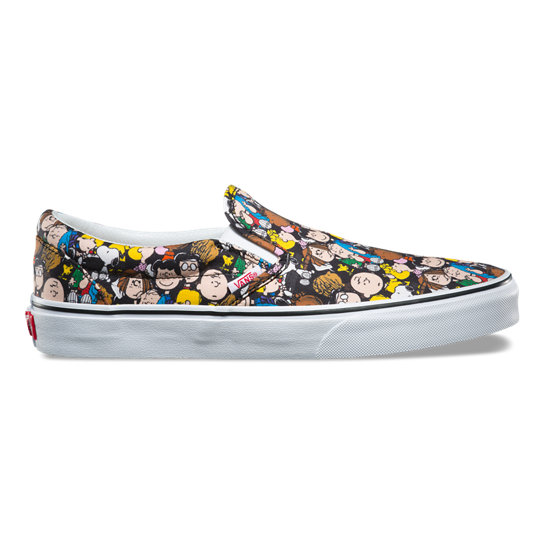 Vans X Peanuts Classic Slip-On Shoes | Vans
