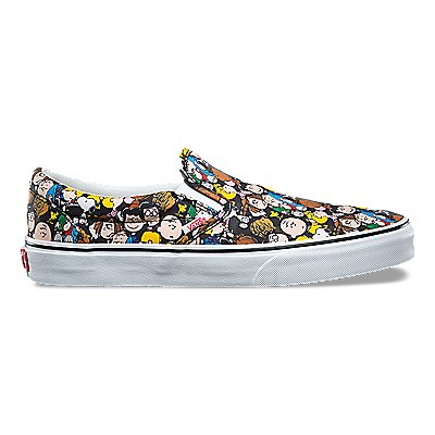 c758e617ba THE VANS X PEANUTS COLLECTION