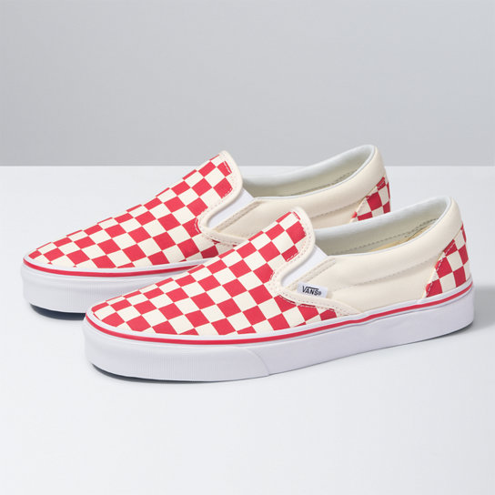 Primary Check Classic Slip-On Schoenen | Vans