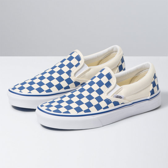 Primary Check Classic Slip-On Schuhe | Vans