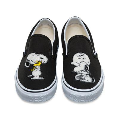 Chaussures Vans X Peanuts Slip On