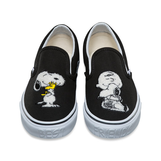Vans X Peanuts Slip-On Shoes | Vans