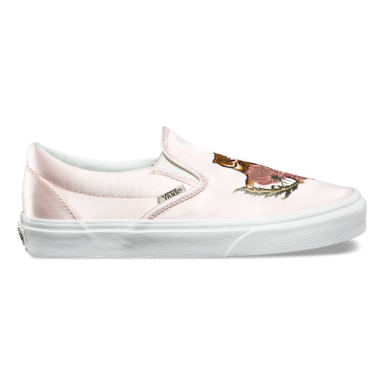 vans slip on california