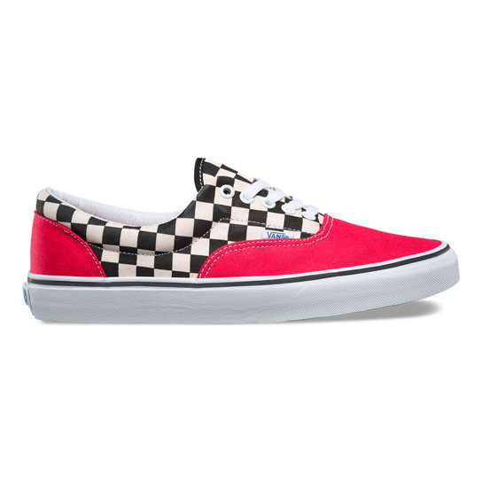 2 Tone Check Era Shoes | Vans