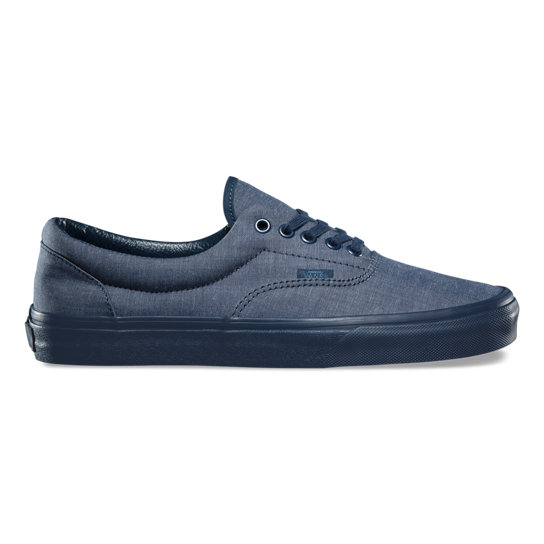 Mono Chambray Era Shoes | Vans