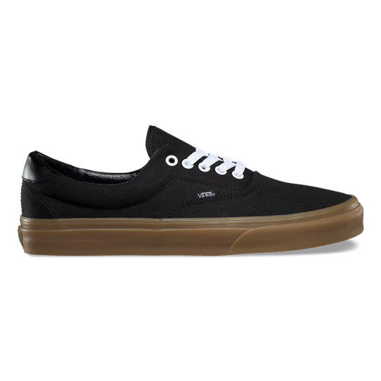 Canvas Gum Era 59 Shoes | Vans