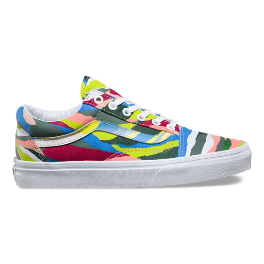 Abstract Horizon Old Skool Schuhe | Vans