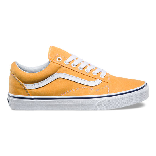 Washed Old Skool Schuhe | Vans