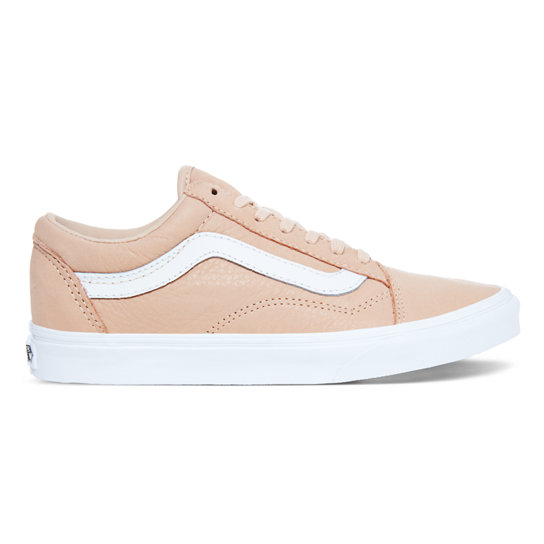 Premium Leather Old Skool Shoes | Vans