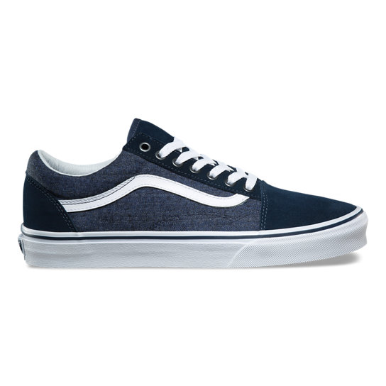 Suede & Suiting Old Skool Shoes | Vans