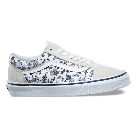 Ditsy Bloom Old Skool Shoes | Vans