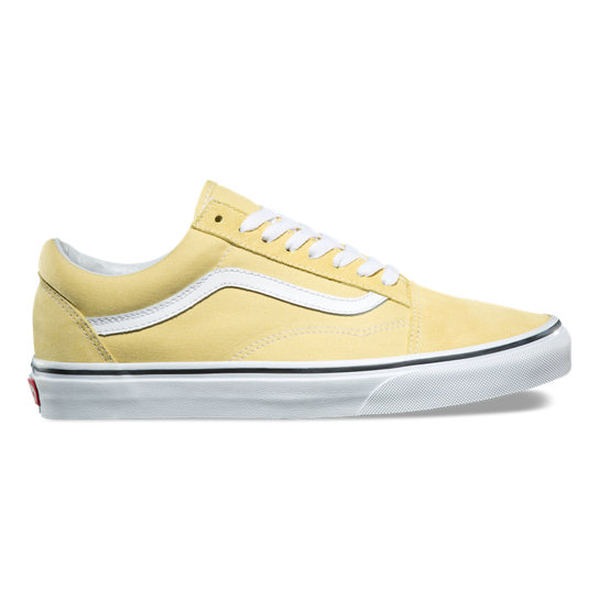 be092b9d921 Old Skool Shoes | Yellow | Vans