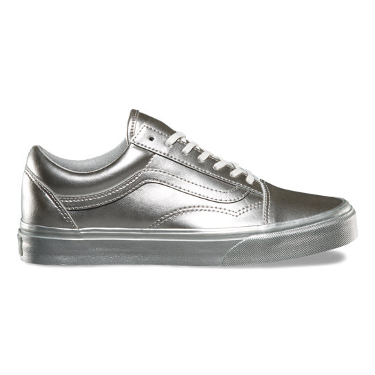 Metallic Sidewall Old Skool Shoes | Vans