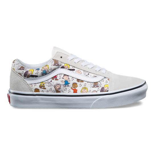 Vans X Peanuts Old Skool Shoes | Vans