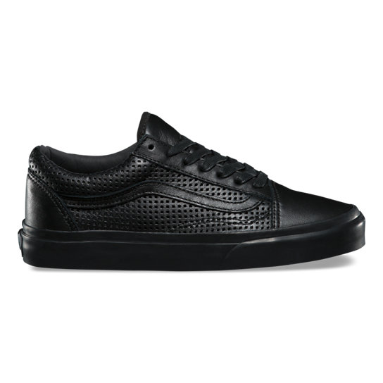 Square Old Skool Geperforeerde Schoenen | Vans