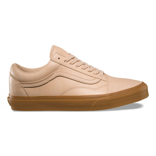 Veggie Tan Old Skool Shoes | Vans