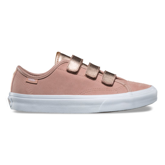 2-Tone Metallic Style 23 V Shoes | Vans