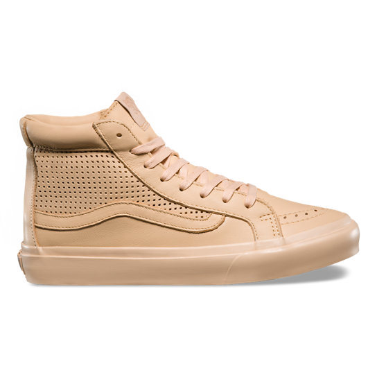 Square Perf Sk8-Hi Slim Cutout Shoes | Vans