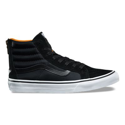 c7ef2ab6cb2a92 Boom Boom SK8-Hi Slim Zip Shoes