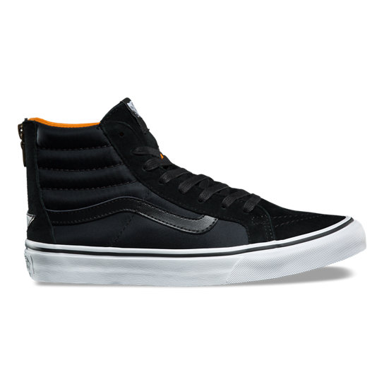 Boom Boom SK8 Hi Slim Zip Shoes