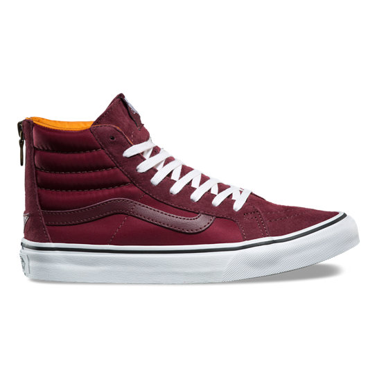 Boom Boom SK8-Hi Slim Zip Shoes | Vans