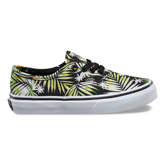 Kids Decay Palms Authentic Shoes | Vans