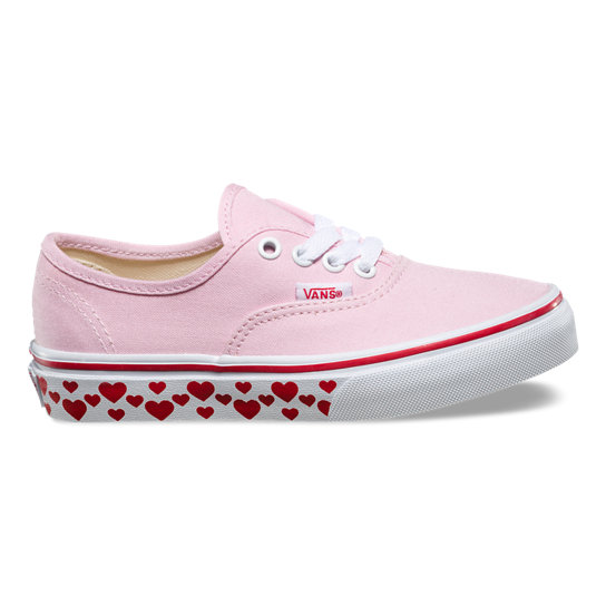 Chaussures Junior Hearts Tape Authentic | Vans
