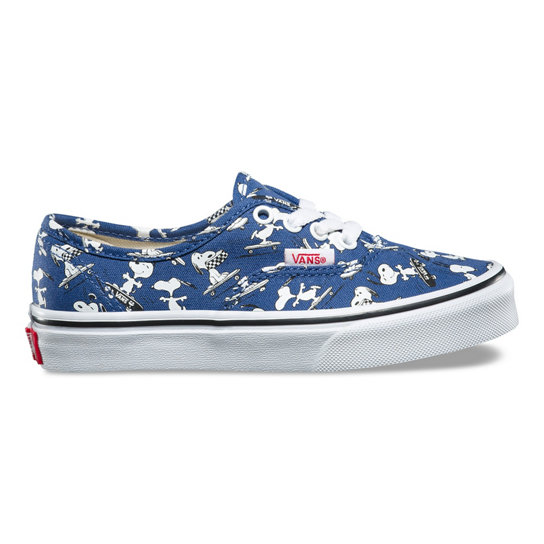 c5abdf924db4 Kids Vans X Peanuts Authentic Shoes