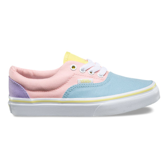 Kids Pastel Tone Era Shoes | Vans