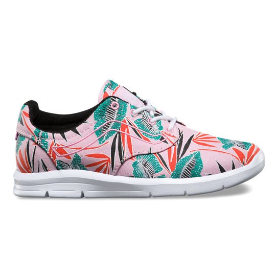 Kids Tropical Leaves Iso 1.5 Shoes | Vans