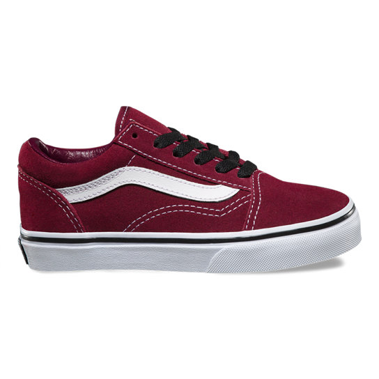 Kids Suede Old Skool Shoes | Vans