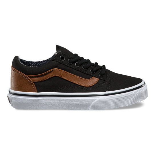 Chaussures Junior C&L Old Skool | Vans