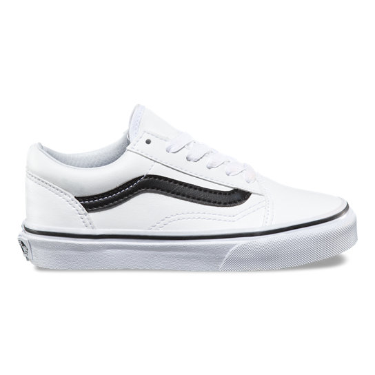 Kids Classic Tumble Old Skool Shoes | Vans