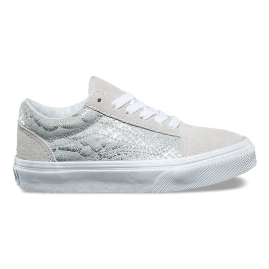 Kids Metallic Snake Old Skool Shoes (4-8 years) | Vans