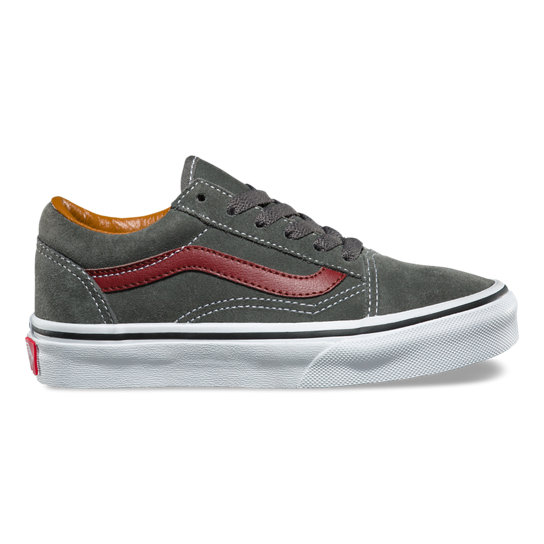 Chaussures Junior en daim Old Skool | Vans