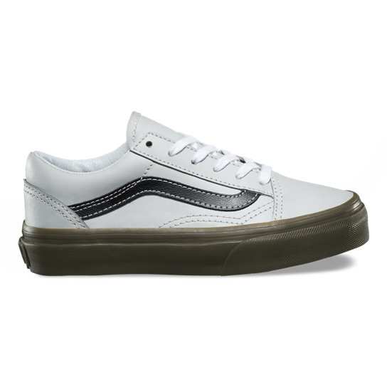 Chaussures Bleacher Junior Old Skool | Vans