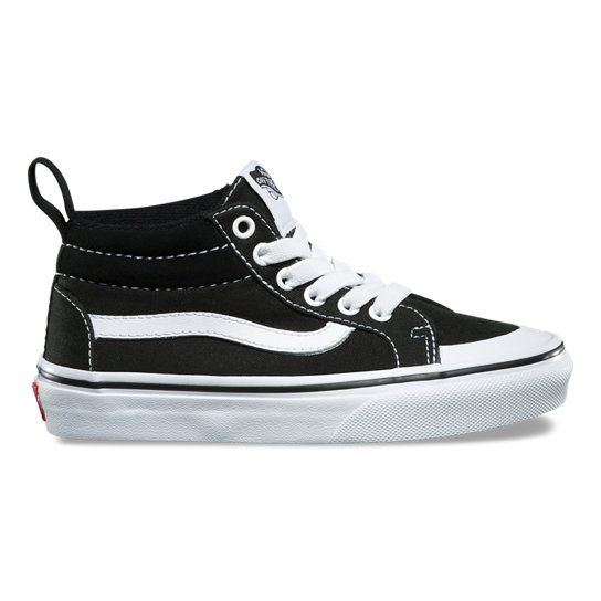 Kids Racer Mid Shoes | Vans