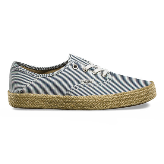 Women Authentic Espadrilles Shoes | Vans