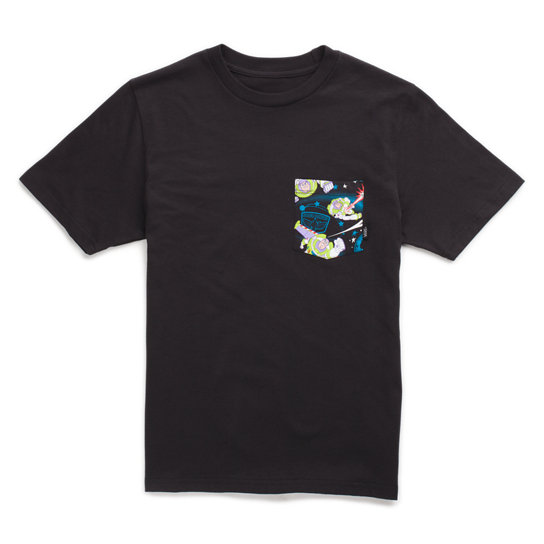 Kinder Pocket T-Shirt | Vans