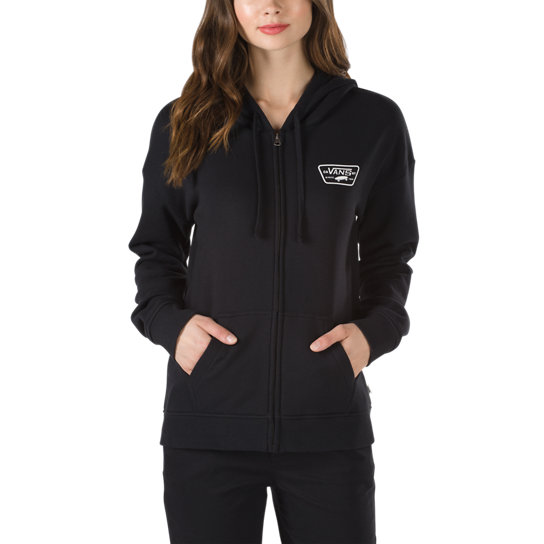 Full Patch Zip Hoodie | Vans
