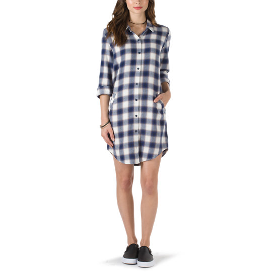 Brigade Flannel Dress | Vans