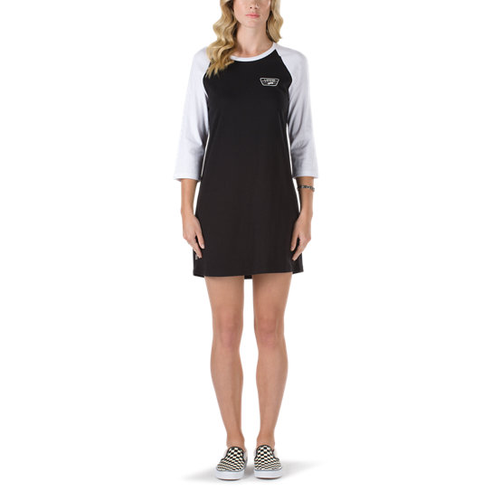 Full Patch Raglan Kleid | Vans