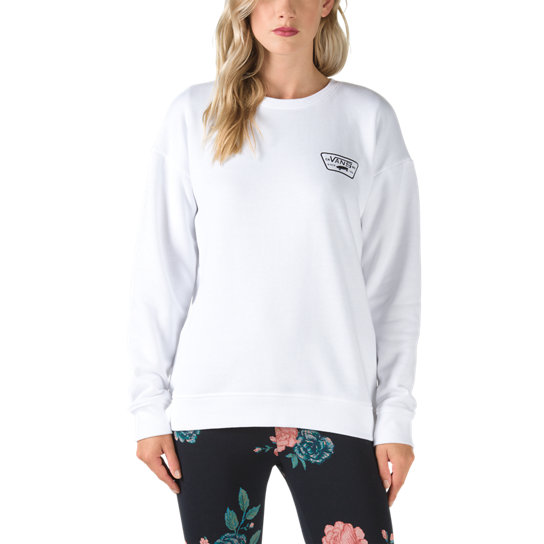 Full Patch Plus Crew Sweatshirt | Vans